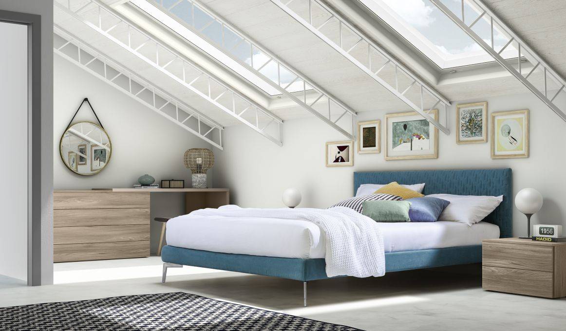 Beds Marka Total Living Inside Flats Hadid Khaky 40 Rk501 Bed Tokio With Tim
